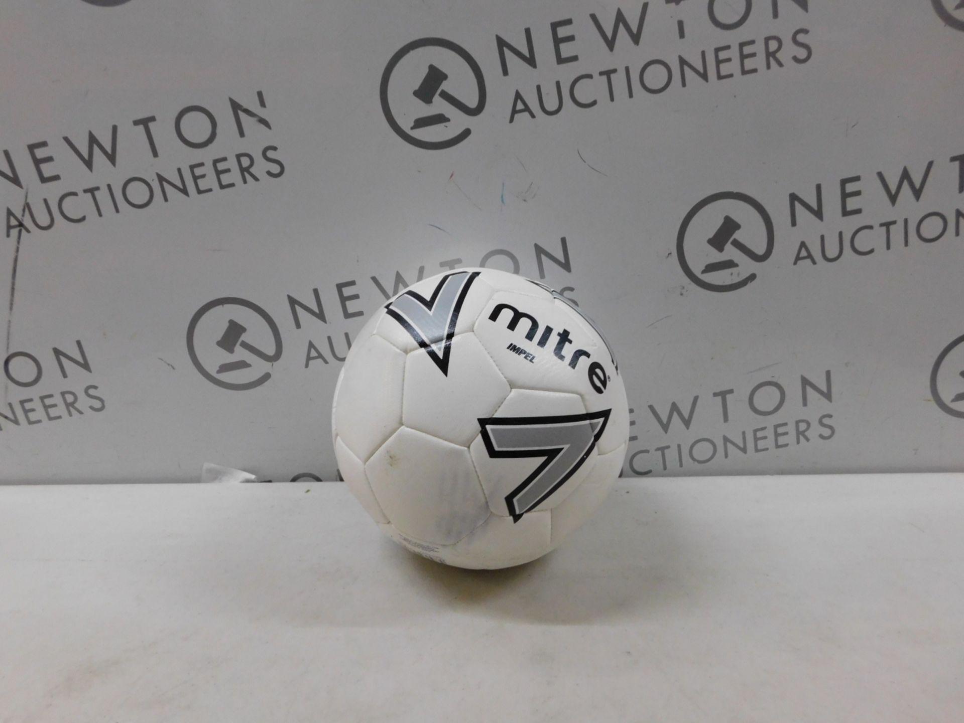 1 MITRE IMPEL SIZE 4 FOOTBALL RRP £29.99