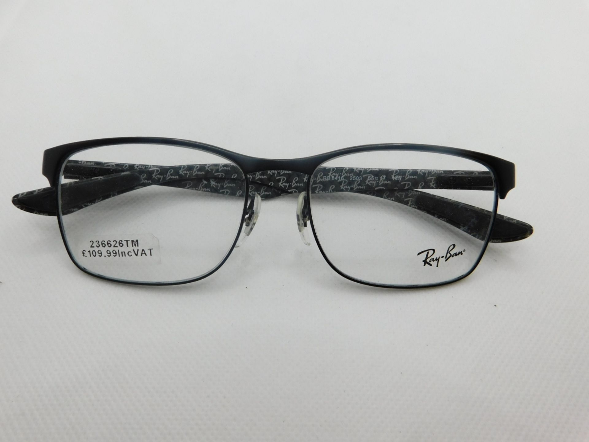 1 PAIR OF RAY-BAN GLASSES FRAME MODEL RB8416 RRP £119