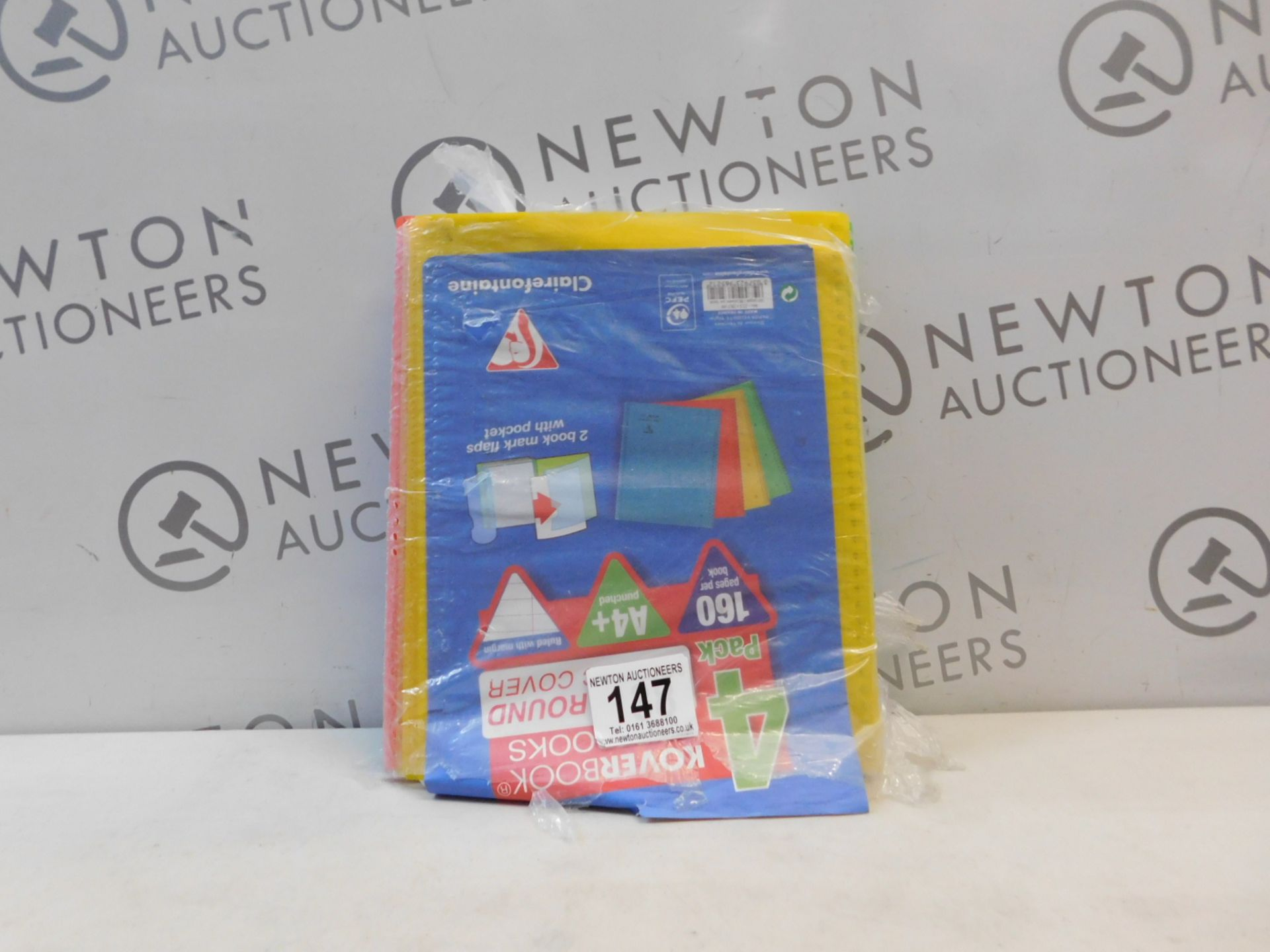 1 PACKED SET OF 4 KOVERBOOK NOTEBOOKS RRP £19