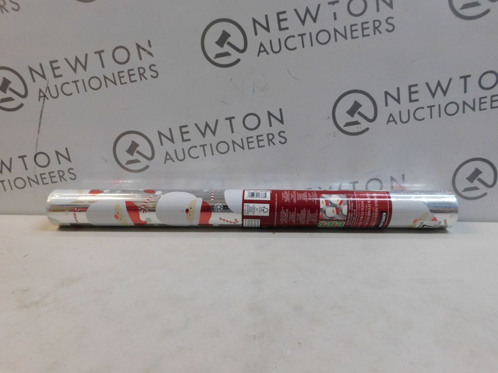 1 BRAND NEW ROLL OF KIRKLAND DOUBLE SIDDED 36M CHRISTMAS WRAPPING PAPER RRP £29.99