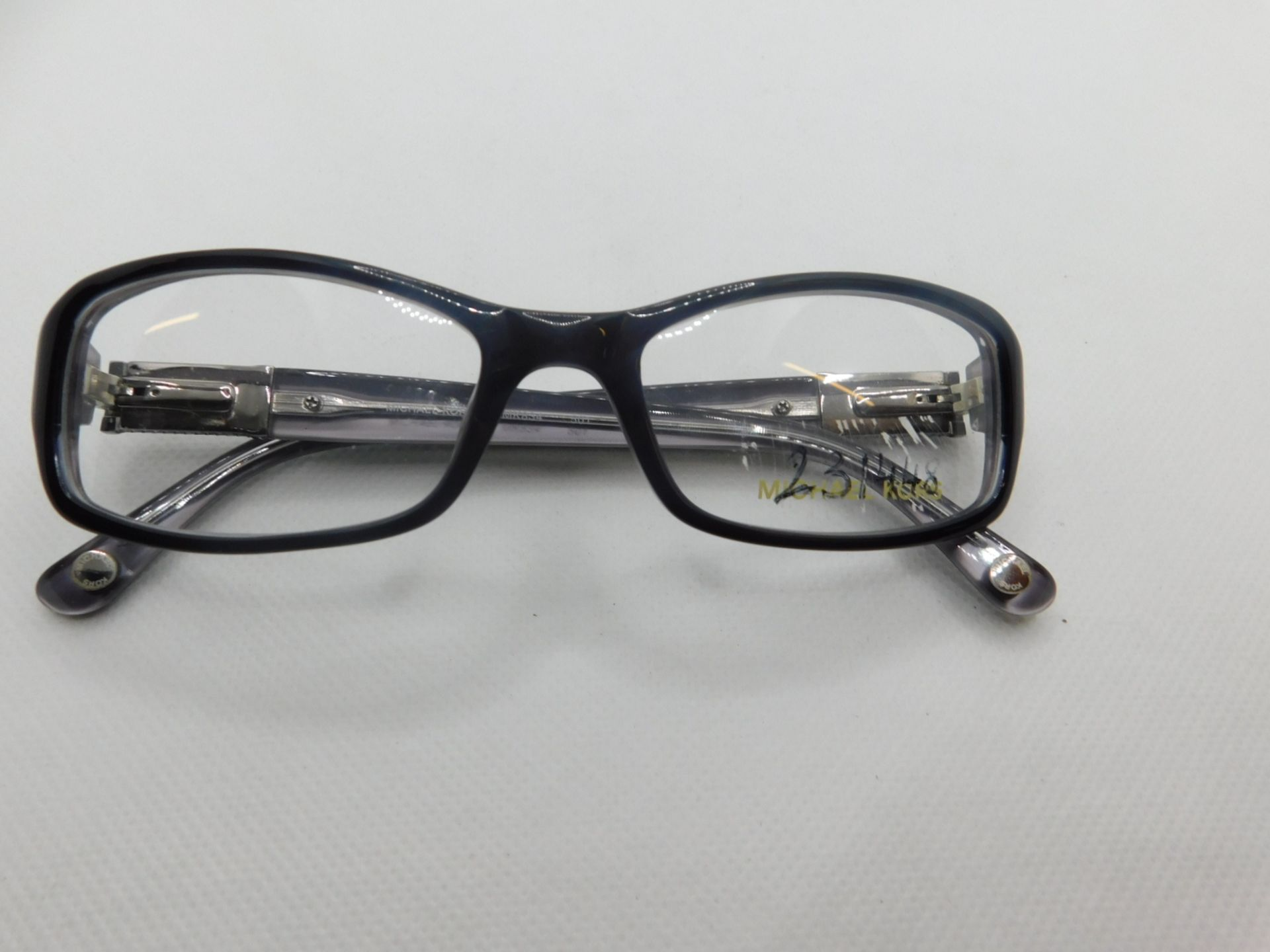 1 PAIR OF MICHAEL KORS GLASSES FRAME WITH POUCH MODEL MK834 RRP £159