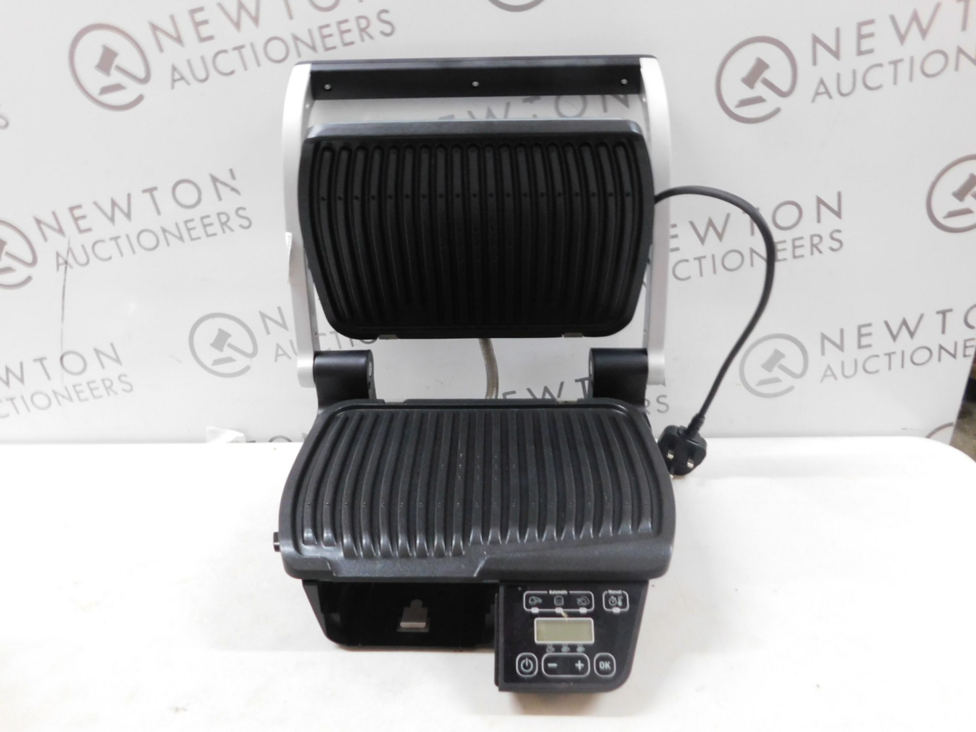 1 TEFAL SELECT GRILL GC740B40 5 PORTION ELECTRIC HEALTH GRILL RRP £199