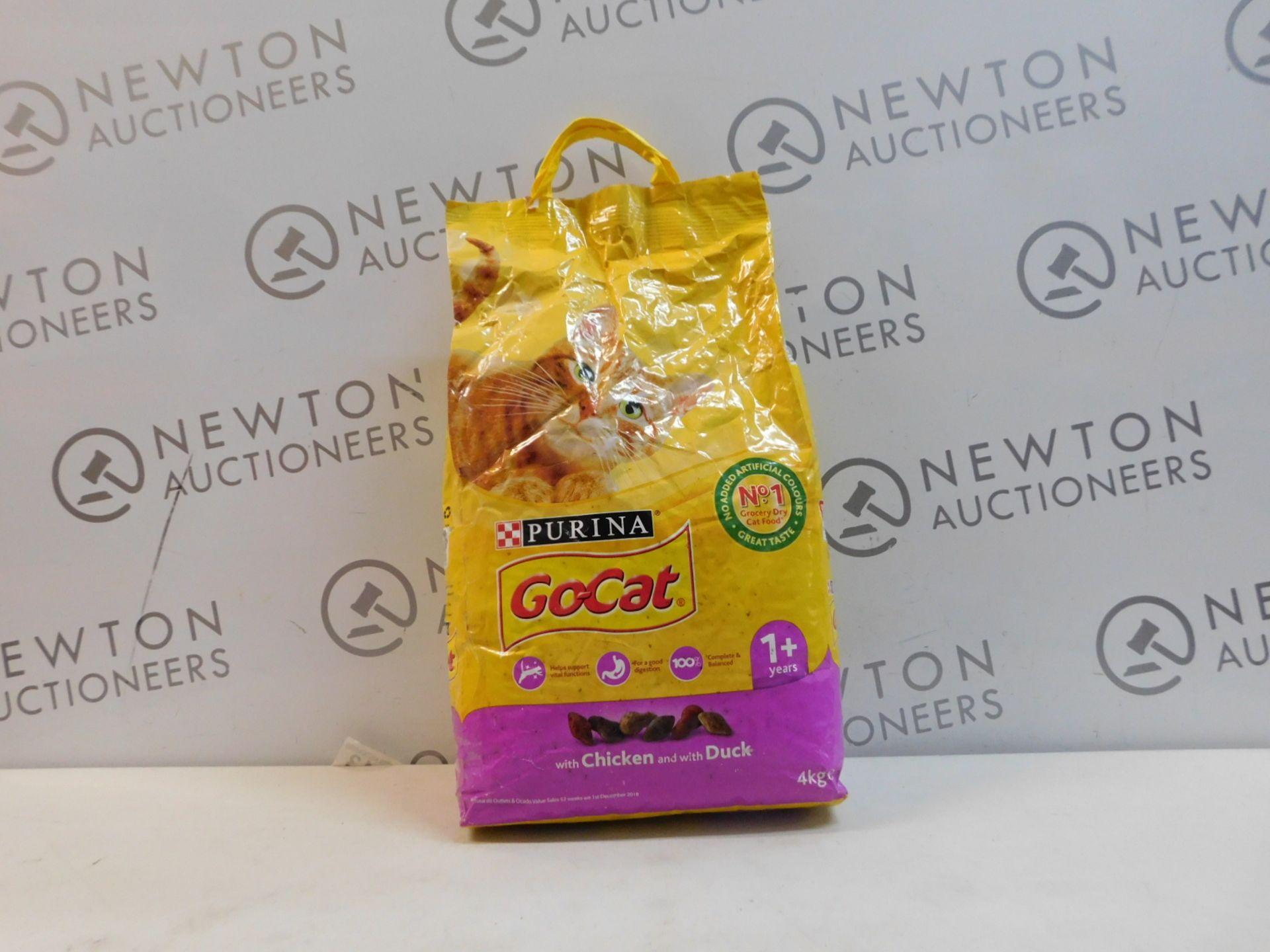 1 BAG OF PURINA GOCET CAT FOOD RRP £29.99