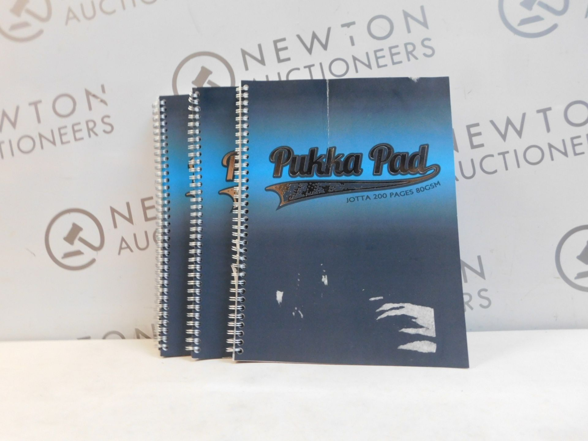 1 BRAND NEW SET OF 5 A5 PUKKA PAD JOTTA 200 PAGES RRP £19