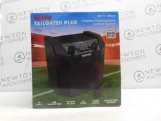 1 BOXED ION TAILGATER PLUS WIRELESS RECHARGEABLE PORTABLE SPEAKER SYSTEM RRP £129 (TESTED