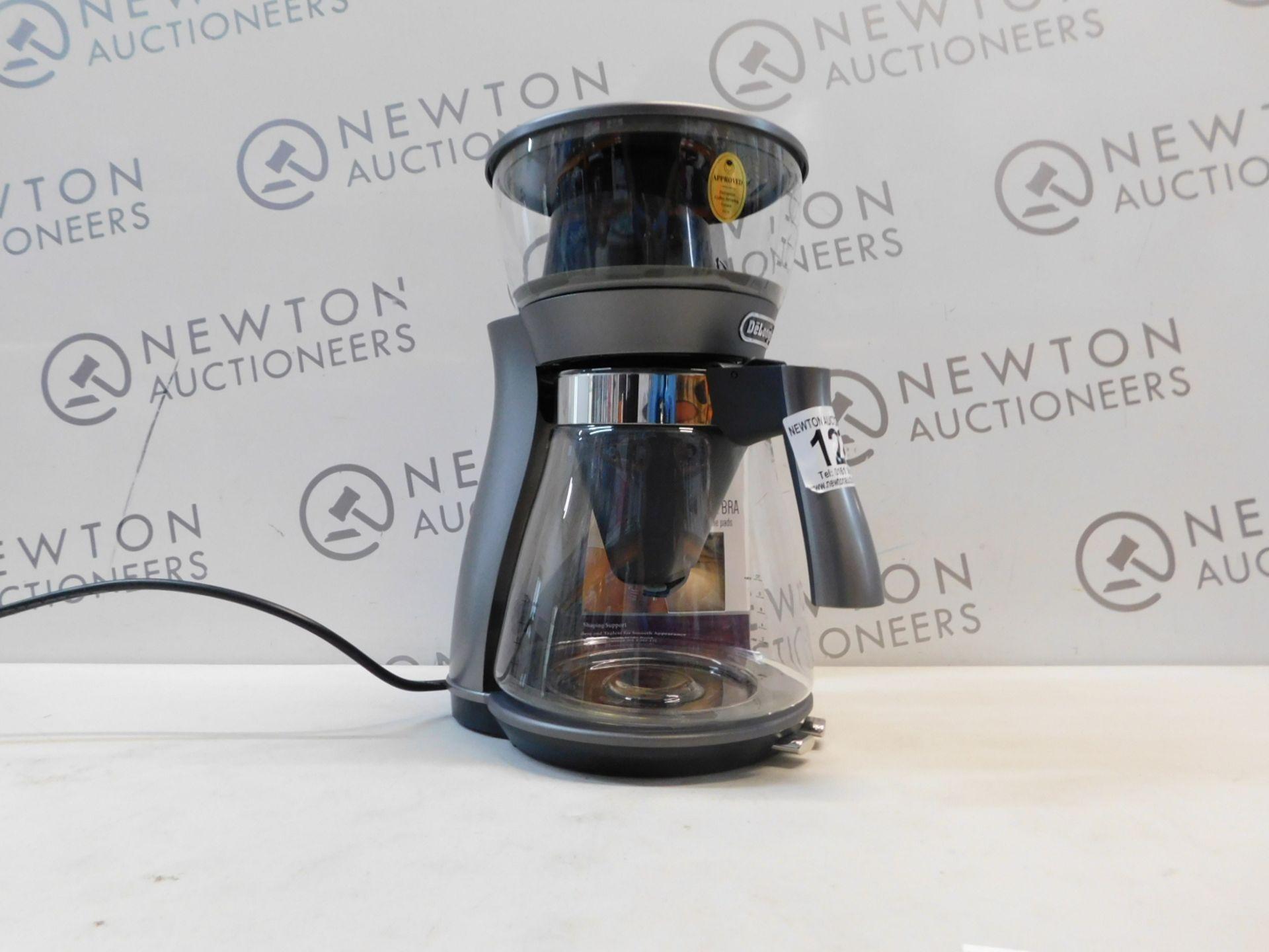 1 DELONGHI CLESSIDRA ICM17210 FILTER COFFEE MACHINE RRP £159