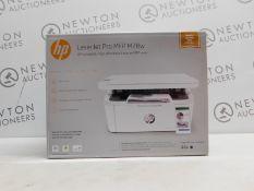 1 BOXED HP LASERJET PRO MFP M28W COMPACT MULTI-FUNCTION PRINTER RRP £129.99