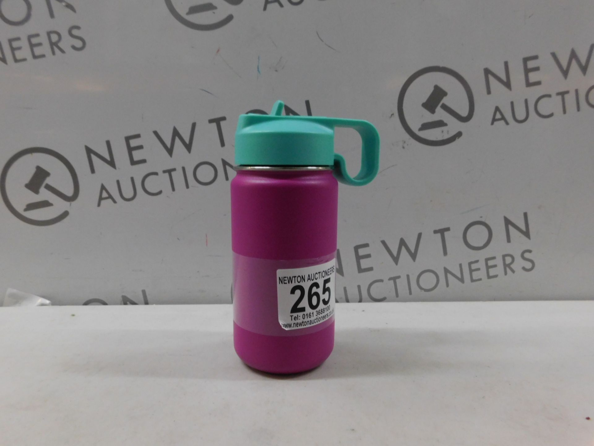 1 TAKEYA THERMOFLASK KIDS INSULATED STAINLESS STEEL WATER BOTTLE RRP £19.99