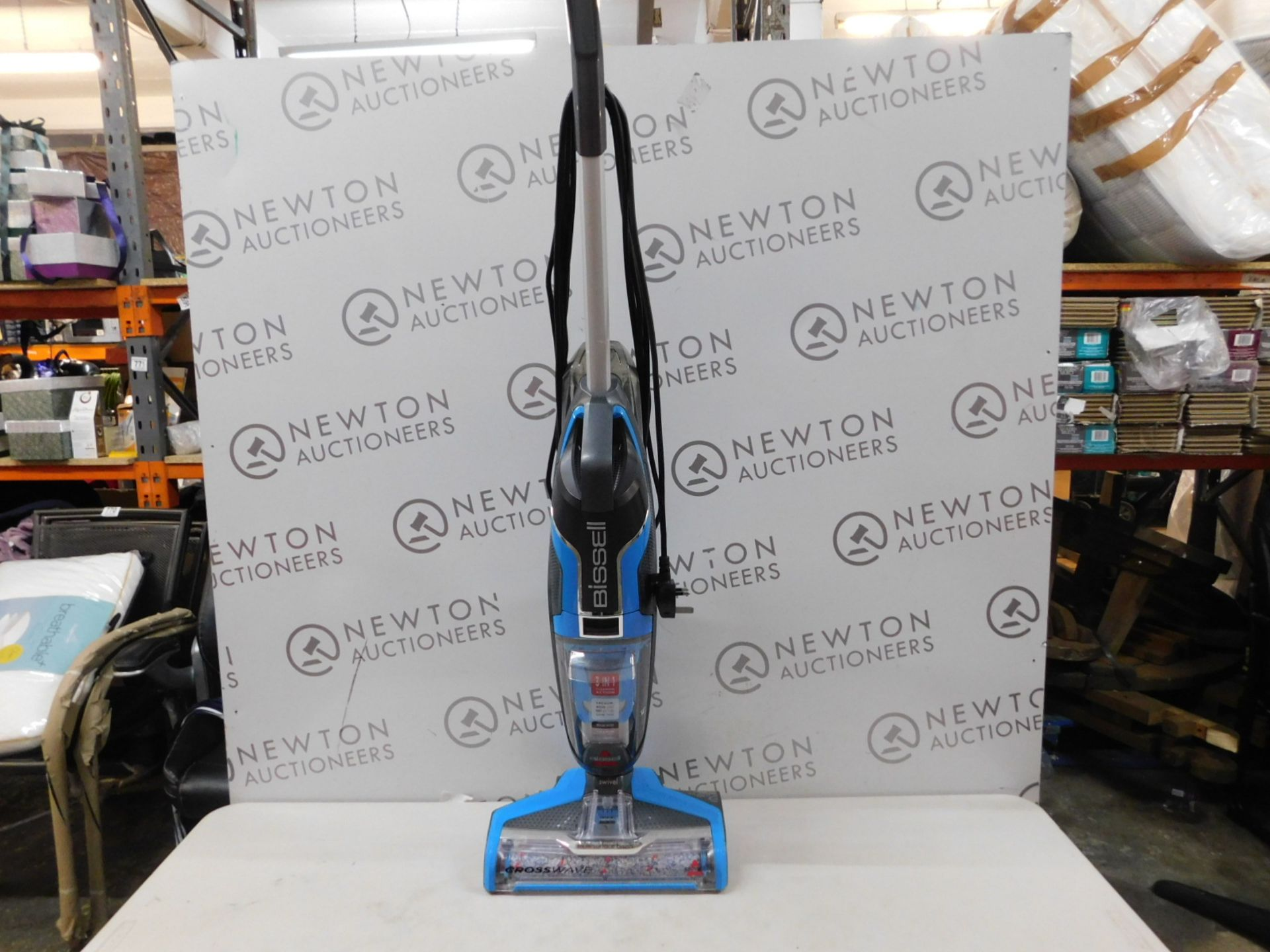 1 BISSELL CROSSWAVE ALL IN ONE MULTI-SURFACE CLEANING SYSTEM RRP £249.99