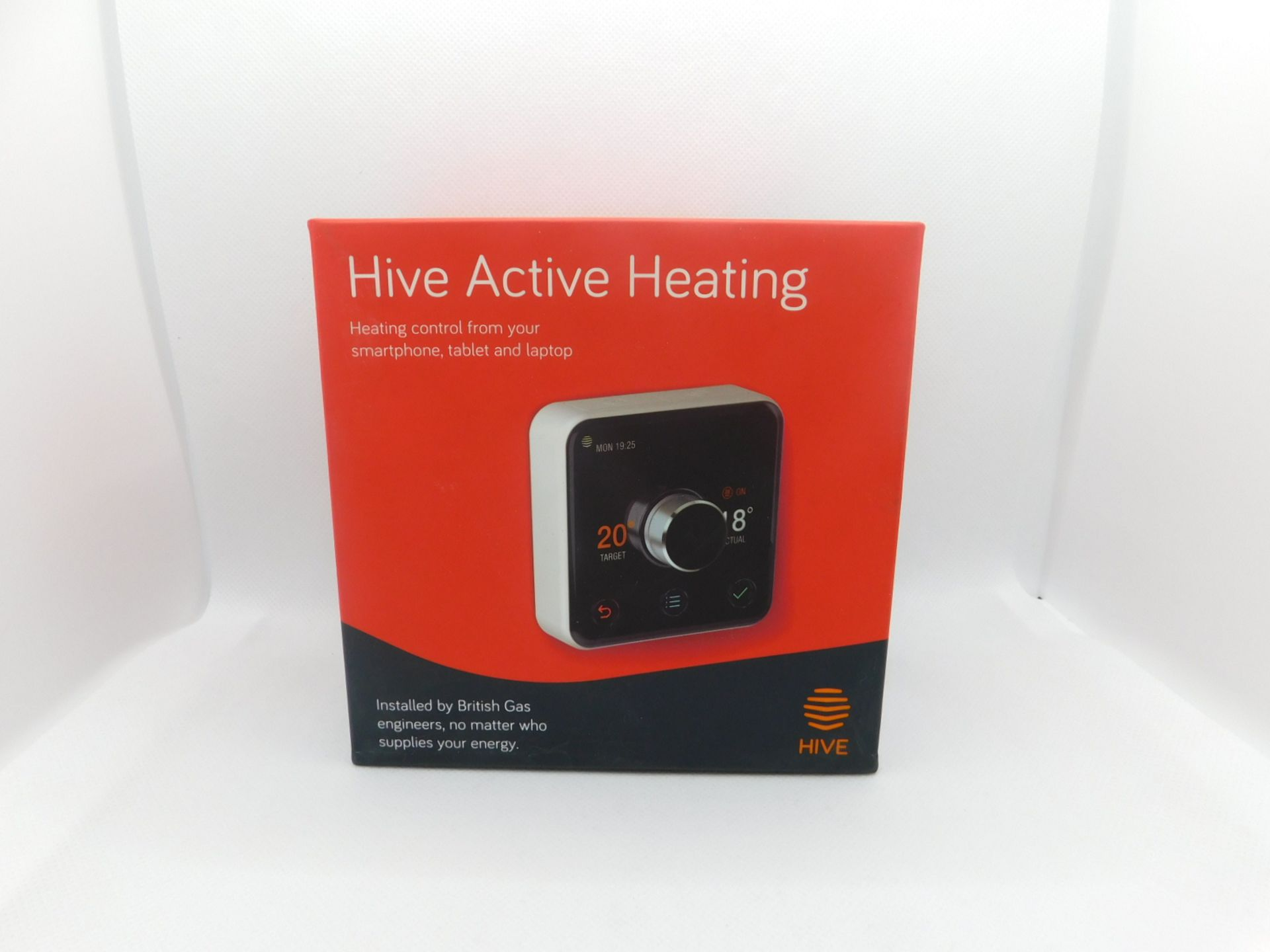 1 BOXED UK7003854 HIVE ACTIVE HEATING THERMOSTAT RRP £ 299