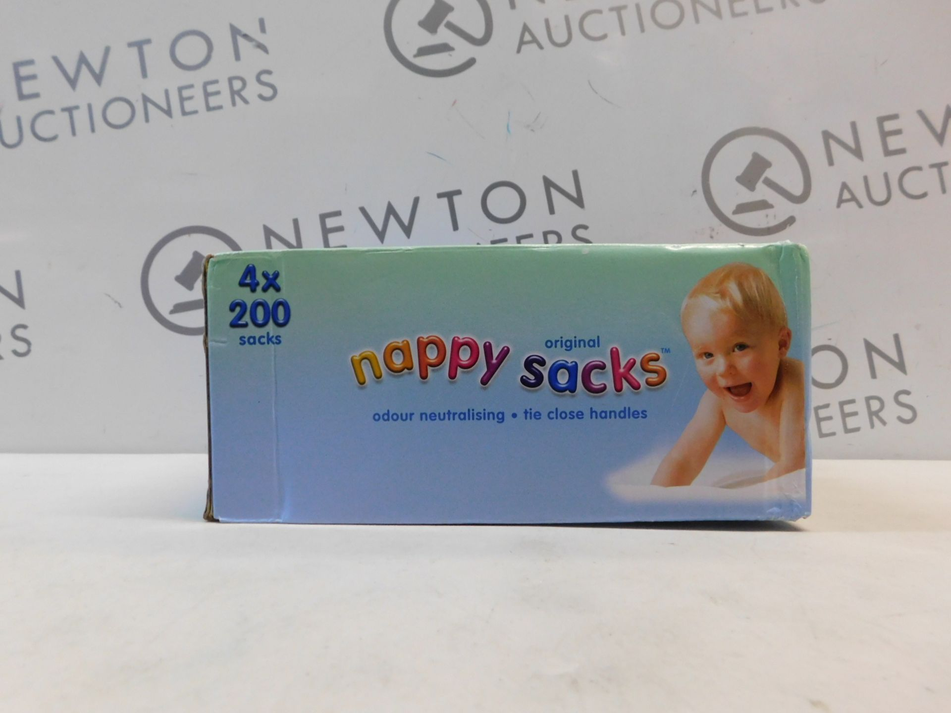 1 BOXED ORIGINAL NAPPY SACKS RRP £19.99