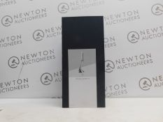 1 BOXED GEORG JENSEN STAINLESS STEEL COBRA PITCHER/FLOOR CANDLE HOLDER RRP £149.99