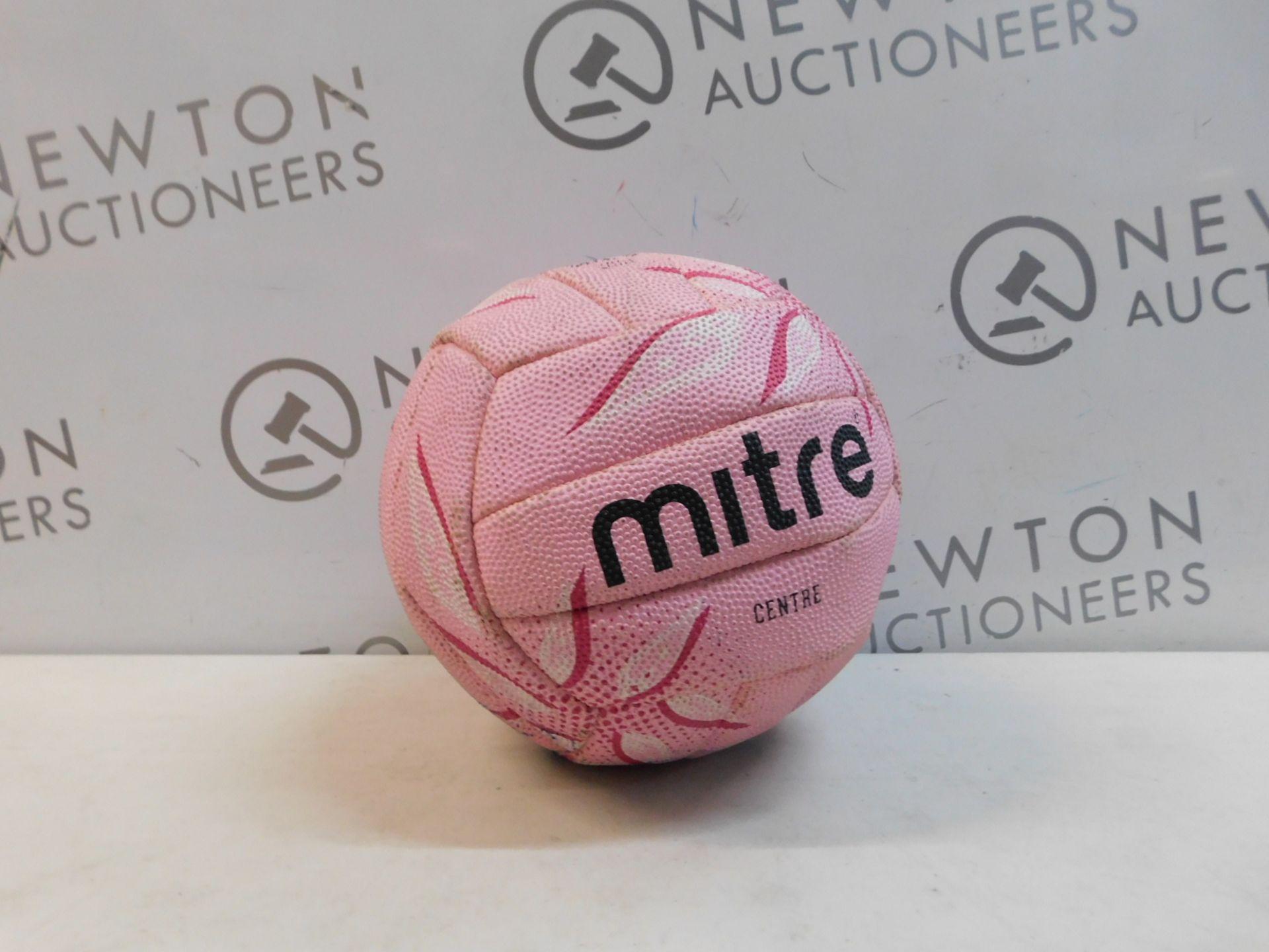 1 MITRE CENTRE NETBALL RRP £24.99
