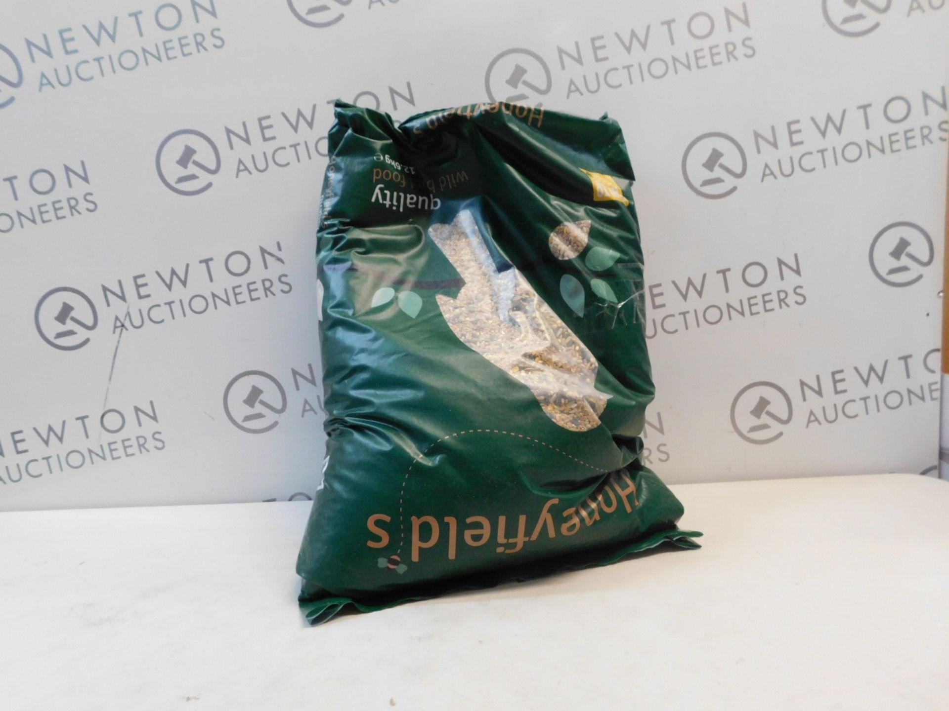 1 BAG OF HONEYFIELD'S BIRD SEEDS RRP £24.99
