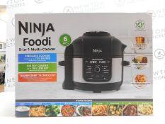 1 BOXED NINJA FOODI 9-IN-1 MULTI-COOKER 6L MODEL OP350UK RRP £199