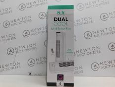 1 BOXED NSA DUAL POSITION MIDI TOWER FAN RRP £79