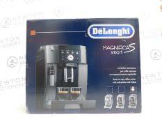 1 BOXED DELONGHI MAGNIFICA ECAM250.33.TB SMART BEAN TO CUP COFFEE MACHINE RRP £449