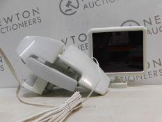 1 SUNFORCE LED TRIPLE HEAD SOLAR MOTION ACTIVATED LIGHT RRP £119.99