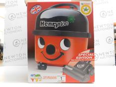 1 BOXED NUMATIC HVR200M HENRY MICRO VACUUM CLEANER WITH ACCESSORIES RRP £199.99