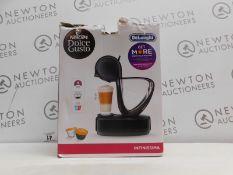 1 BOXED NESCAFE DOLCE GUSTO INFINISSIMA AUTOMATIC COFFEE POD MACHINE RRP £114.99