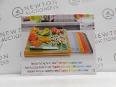 1 BOXED SEVILLE CLASSICS BAMBOO CHOPPING BOARD RRP £29.99