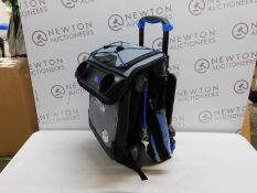 1 TITAN 22.5 LITRE 60 CAN ROLLING COOLER WITH ALL TERRAIN CART RRP £59