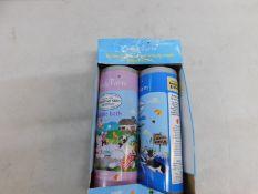 1 BOXED SET OF 2 CHILDS FARMING BUBBLE BATH RRP £9