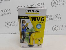 1 BOXED KARCHER WV6 PREMIUM WINDOW VAC RRP £119