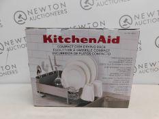 1 BOXED KITCHEAID DISH RACK RRP £34.99