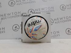 1 BOXED MITRE CENTRE TRAINING NETBALL SIZE 5 RRP £24.99