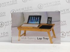 1 BOXED MULTI-TASKING LAP TRAY RRP £39