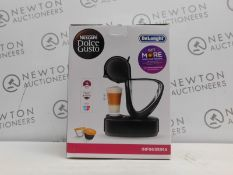 1 BOXED NESCAFE DOLCE GUSTO INFINISSIMA AUTOMATIC COFFEE POD MACHINE BY DELONGHI RRP £114.99