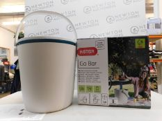 1 BOXED KETER GO BAR COOL BAR & PORTABLE SIDE TABLE ICE BOX RRP £49.99