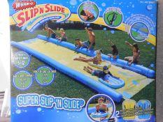 1 BOXED SUPERSIZED 790 CM SLIP 'N' SLIDE RRP £139