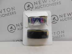 1 PACK OF STELLA MCCARTNEY SUNGLASES WITH CASE MODEL SC0196S RRP £249 (LIKE NEW)
