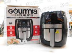 1 BOXED GOURMIA 6QT/5.7L DIGITAL AIR FRYER RRP £89.99