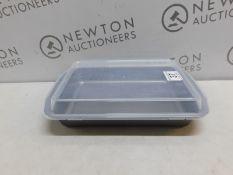 1 CIRCULON TOTAL NONSTICK BAKING PAN WITH LID RRP £39