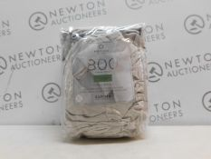 1 PACKED BOUTIQUE LIVING 800 THREAD COUNT SUPER KING SIZE BED SET RRP £99
