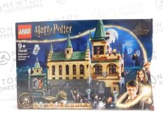 1 BOXED LEGO HARRY POTTER HOGWARTS CHAMBER OF SECRETS TOY 76389 RRP £149