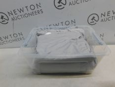 1 BOUTIQUE LIVING 800 THREAD COUNT BED SET RRP £99