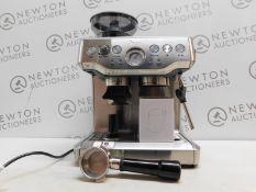 1 SAGE BARISTA EXPRESS BES875UK BEAN TO CUP COFFEE MACHINE RRP £599