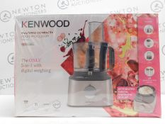 1 BOXED KENWOOD FDM312SS MULTIPRO COMPACT+ FOOD PROCESSOR £179 (SEALED)