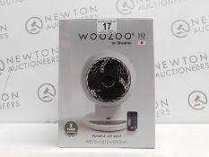 1 BOXED WOOZOO CIRCULATOR FAN BY OHAMA RRP £39.99