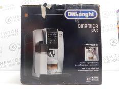 1 BOXED DELONGHI DINAMICA PLUS ECAM370.85.SB BEAN TO CUP COFFEE MACHINE RRP £899