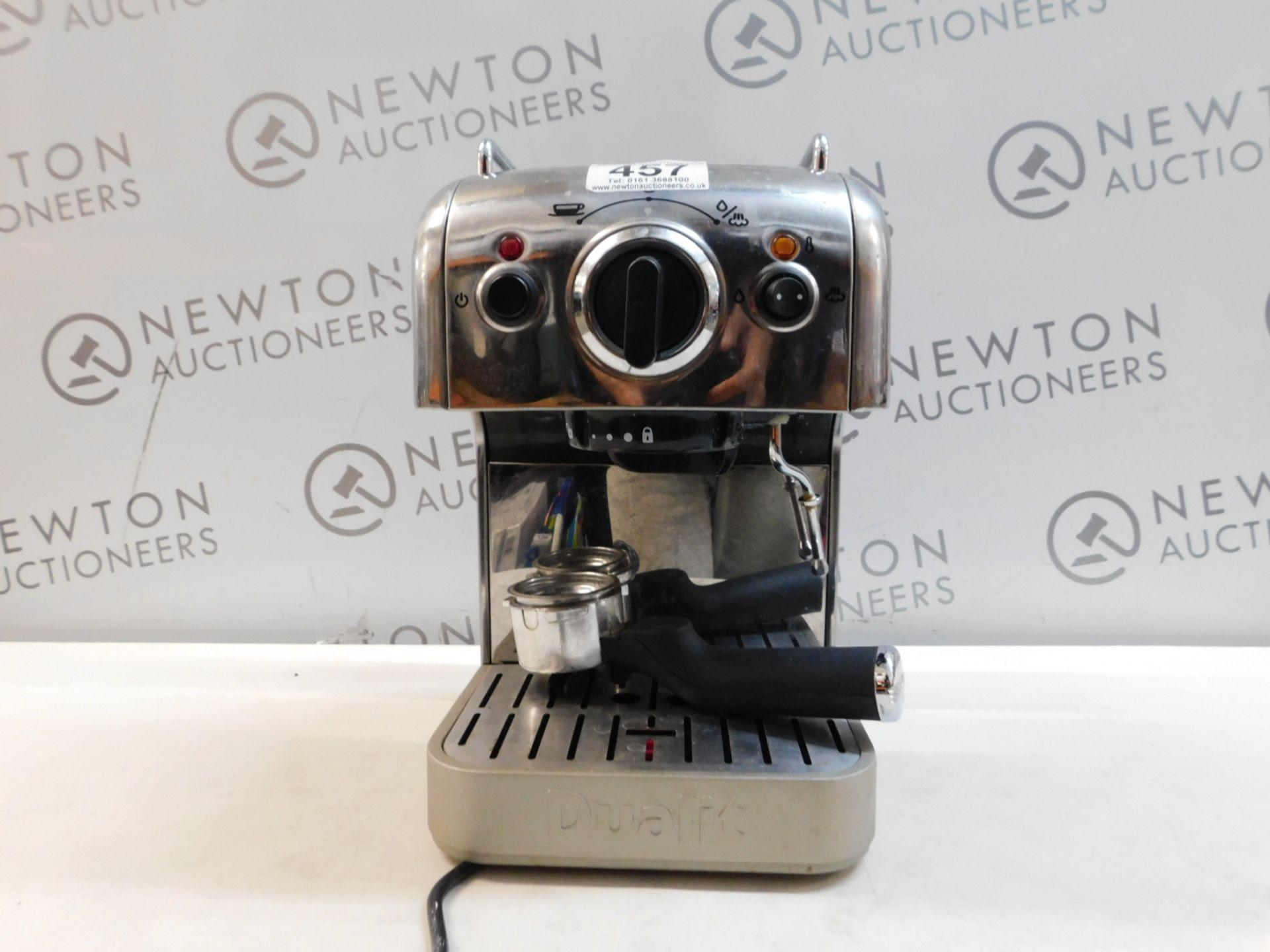 1 DUALIT DCM2X 3-IN-1 COFFEE MACHINE RRP £199