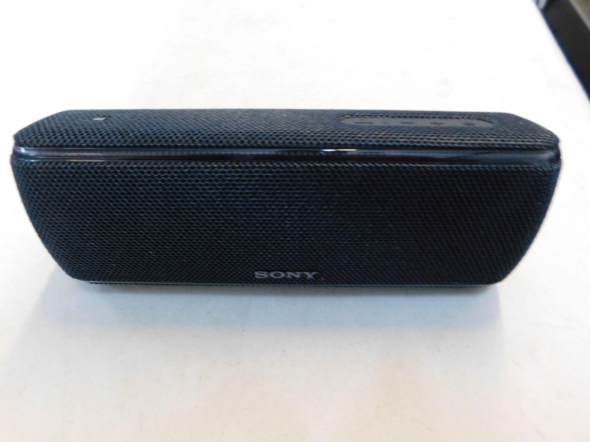 1 SONY SRS-XB31 EXTRA BASS WATERPROOF BLUETOOTH SPEAKER RRP £149.99