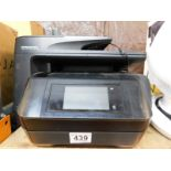 1 HP OFFICEJET PRO 8725 ALL-IN-ONE PRINTER RRP £299