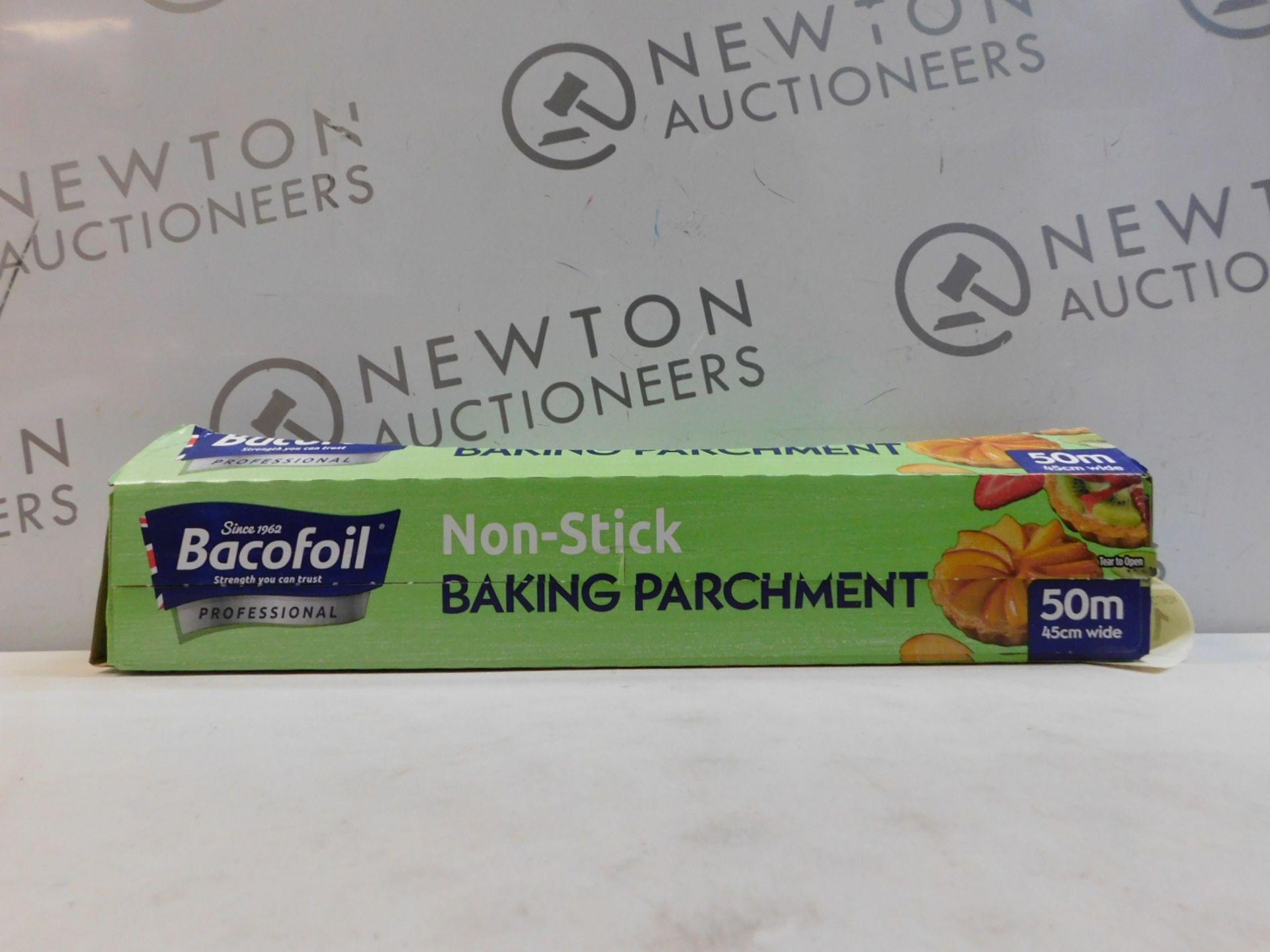 1 BOXED BACOFOIL NON STICK BAKING PARCHMENT RRP £29.99