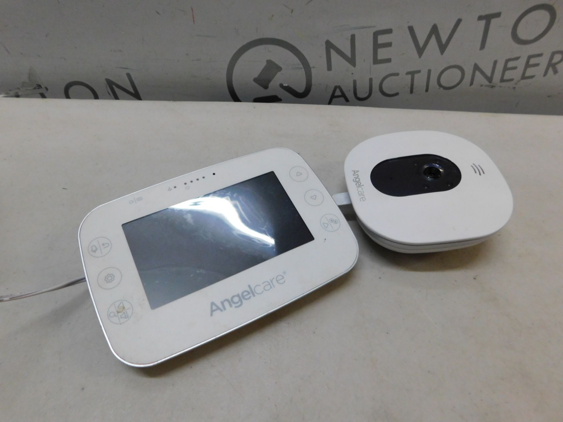 1 ANGELCARE AC327 BABY MOVEMENT MONITOR WITH VIDEO RRP £229