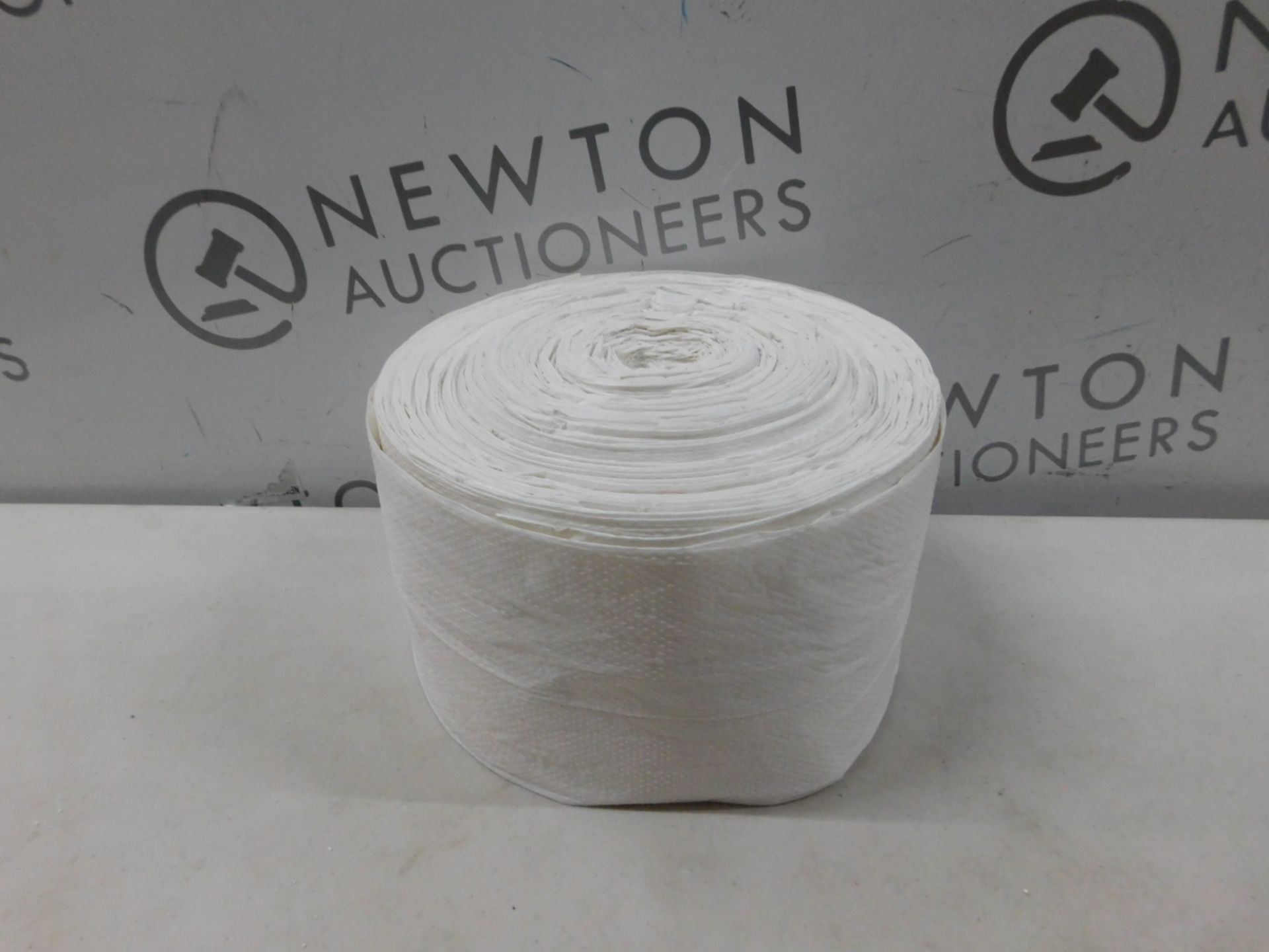 1 LARGE ROLL OF WHITE KITCHEN BIN BAGS RRP £19.99